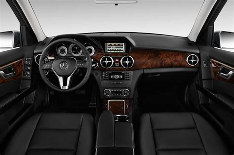 2014 mercedes glk class cockpit interior photo
