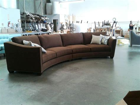 curved contemporary sofa home design the downside risk