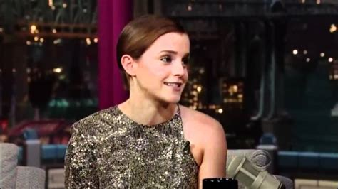 0008259208 emma in the night emma watson on late show with david letterman 2011 youtube