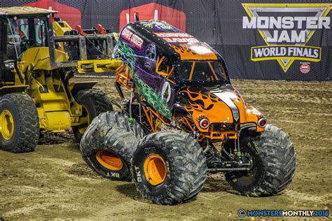 monster truck freestyle videos monster jam world finals vii freestyle gallery set one