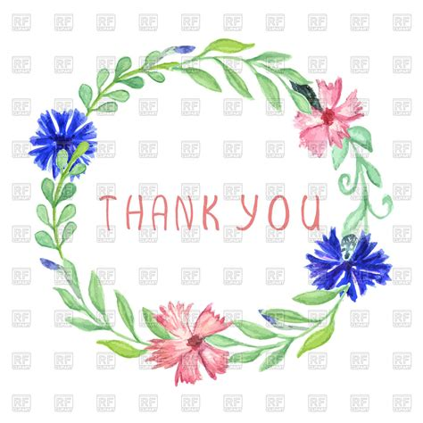 Wedding Thank You Clipart by Wedding Thank You Card Clipart Jaxstorm Realverse Us