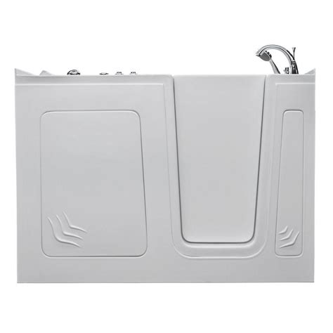 allure walk in tubs 5 ft right drain universal tubs 5 ft right drain walk in whirlpool bath