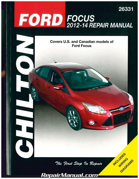 best auto repair manual 2012 ford edge electronic throttle control ford focus 2012 2013 2014 chilton automotive repair manual