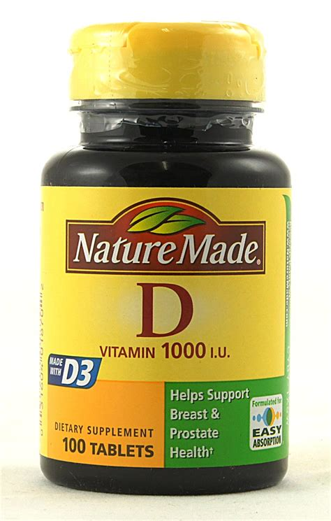 Vitamin Natur E Nature Made Vitamins As Low As 50 162 Each At Target