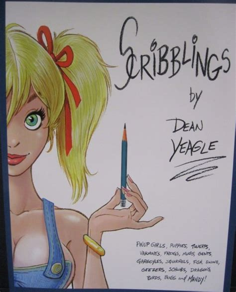 sketchbook yeagle dean yeagle shop collectibles daily