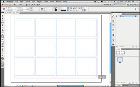 layout grid mode review indesign cs5 mymac com
