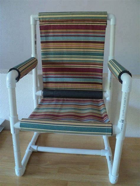 Pvc Patio Chairs Easy Pvc Pipe Projects Anyone Can Make Recycled Things