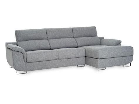 gran confort sofas sof 225 chaise longue abatible de gran confort desenfundable