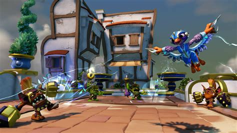 Kaos Racing Academy 6 skylanders superchargers adds vehicles this september for