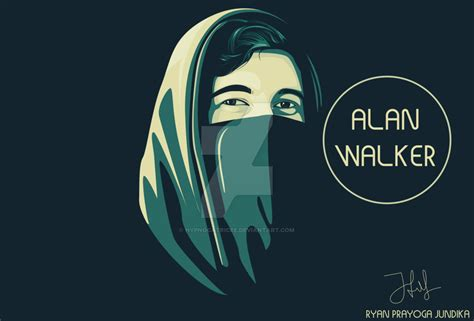 alan walker logo vector alan walker by hypnocatricee on deviantart