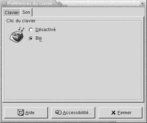 Keyboard Votre Basic param 232 tres de manuel d utilisation du bureau gnome 2