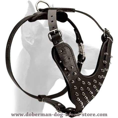 most comfortable safety harness flexible leather does not rub or wear into the skin of