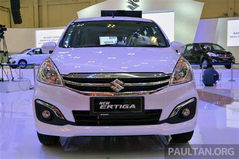 Accu Mobil Ertiga fitur dan spesifikasi suzuki ertiga diesel hybrid 2017