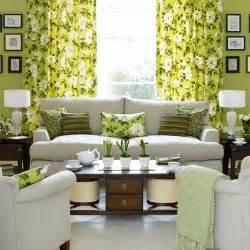 Green living room decorating ideas interior fans