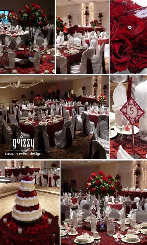 34 best images about burgundy maroon wedding on wedding receptions and wedding ideas