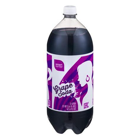 smart sense grape soda  fl oz