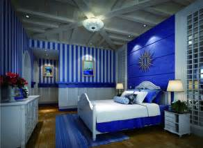 Wallpaper Ideas For Dining Room Blue Bedroom Interior Design Pict Information About Home