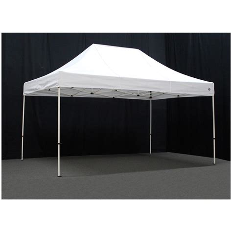 10 By 15 Gazebo 10x15 Festival Instant Canopy By King Canopy 235655