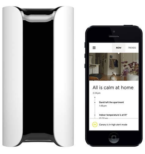 canary makes monitoring home security easy and cheap