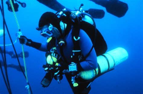 tech dive technical diving
