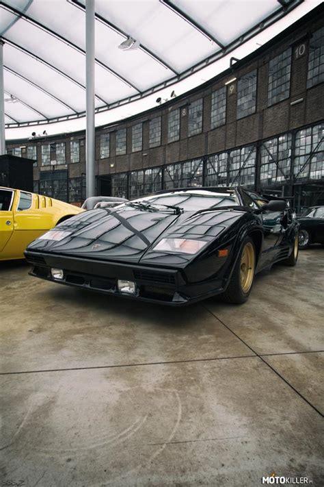Lamborghini 25 Anniversary Lamborghini Countach Lp5000s Qv 25 Anniversary