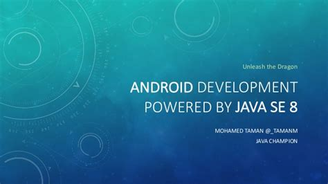android java 8 android development powered by java se 8