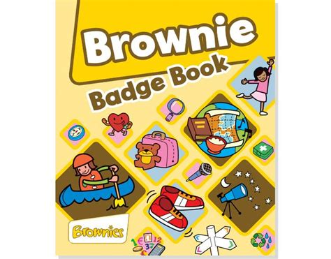 Softjell Brownie the guide shop guide and brownie shop