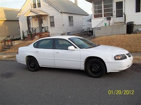 find   chevy impala police package    real