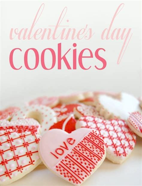 valentines decorated cookies s day cookies iced decorated recipe cookie