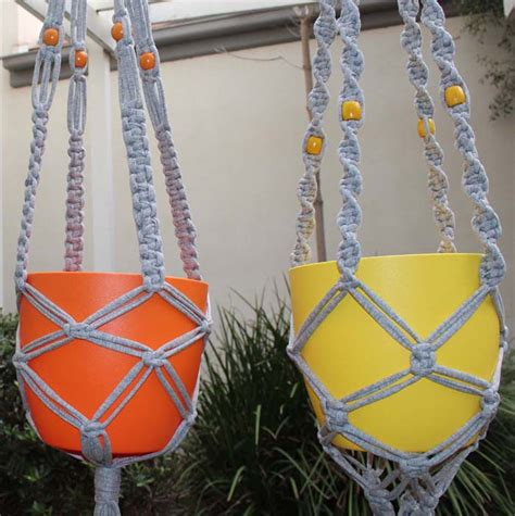 Free Macrame Patterns Pdf - macrame plant hanger patterns images
