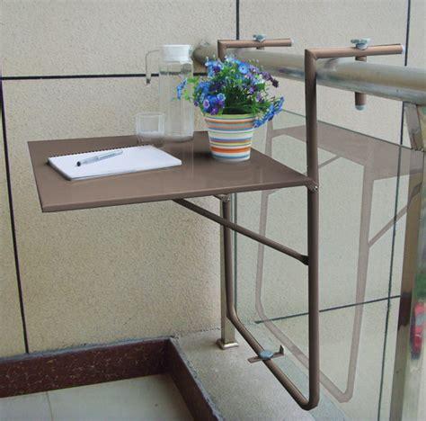 table suspendue balkon klapptisch taupe oogarden deutschland