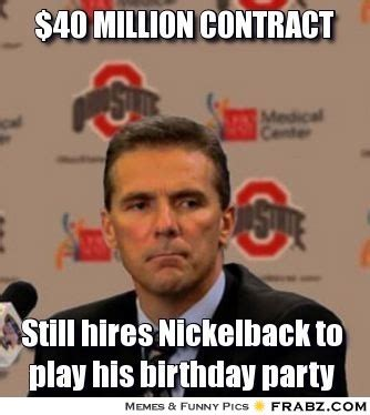 Urban Meyer Memes - 18 hilarious big ten memes for your enjoyment