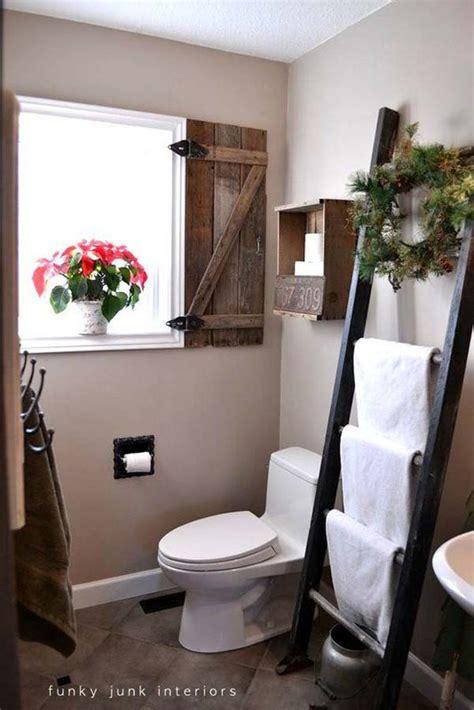 The Help Bathroom by 30 Amazingly Diy Small Bathroom Hacks 14 Diy Crafts You