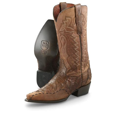 dan post boots dan post caiman caboose cowboy boots 621069
