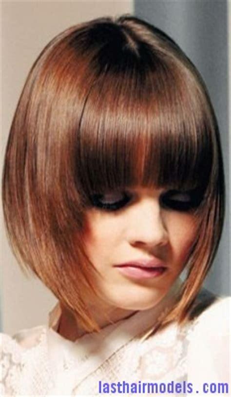 diangonal cut hair style haircut exles melina redders
