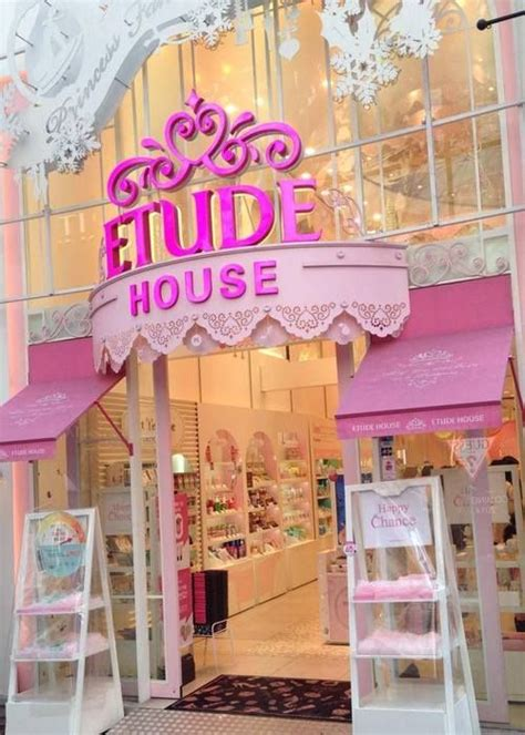 Shoo Etude dolldelight from my trip to myeongdong south korea shops pretty stores