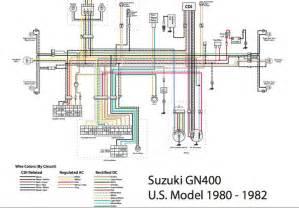 suzuki an 125 wiring diagram an suzuki free wiring diagrams