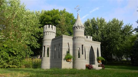 tiny castle house plans man 3 d prints backyard castle plans two story house next nbc news