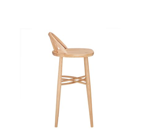 Ercol Stool by Shalstone Dining Bar Stool Stools Ercol Furniture