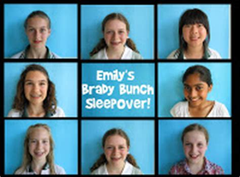 brady bunch card template a of notes december 2010