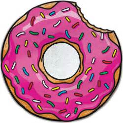Kitsch Kitchen Accessories - gigantic frosted donut beach blanket gadgets and gift ideas