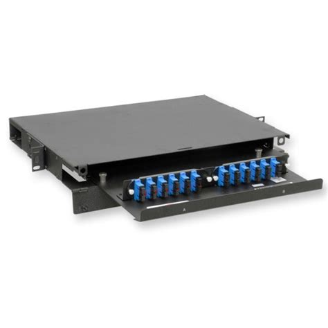 Corning Rack Mount Fiber Enclosure by Corning Fiber Optic Rack Mount Housing 1ru Fiber Cable