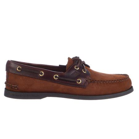 sperry sperry top sider authentic original mens buck