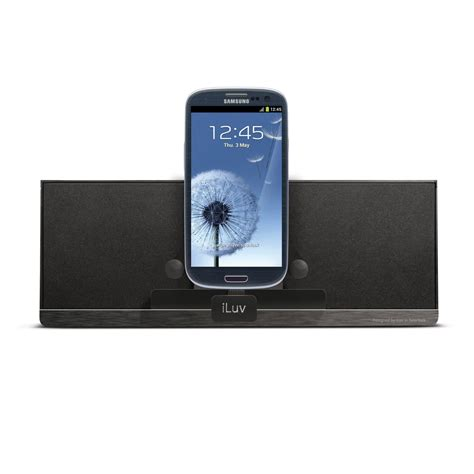 speakers for android phone iluv ism378 wireless bluetooth speaker station for samsung android phone ebay
