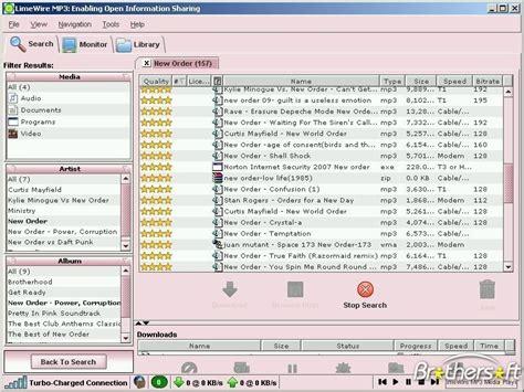 free download limewire download free limewire mp3 limewire mp3 5 4 0 download