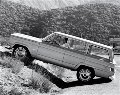 1960 jeep wagoneer jeep history 1960s jeep enthusiast