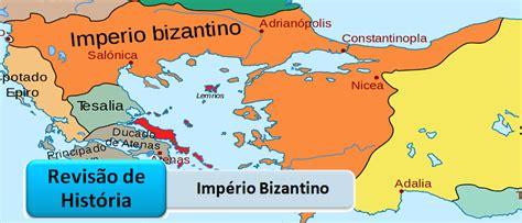 imperio otomano bizantino imp 233 rio bizantino vestibular1