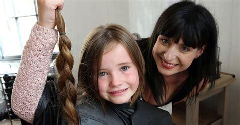 hair haus huddersfield charity haircut for ruby shackleton huddersfield