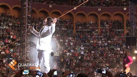 el concierto de san un 233 xito el concierto de marco antonio sol 237 s en morelia youtube