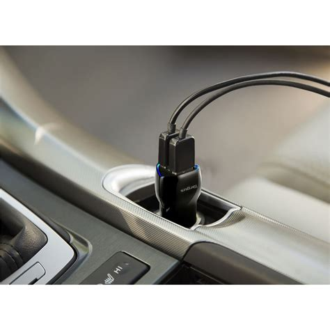 Usb Mobil dual usb car charger for media tablets mobile phones